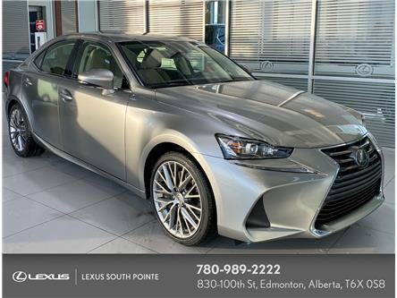 2020 Lexus IS 300 Base (Stk: LL00345) in Edmonton - Image 1 of 18