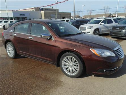 2013 Chrysler 200 Limited (Stk: 115132) in Medicine Hat - Image 1 of 21