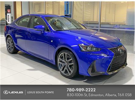 2020 Lexus IS 350 Base (Stk: LL00195) in Edmonton - Image 1 of 18