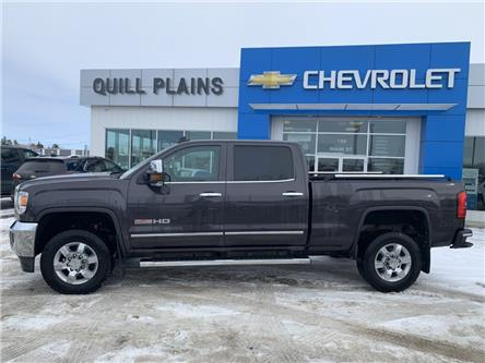 2015 GMC Sierra 2500HD SLT (Stk: 20T069A) in Wadena - Image 1 of 15