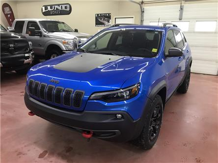 2019 Jeep Cherokee Trailhawk (Stk: T20-15A) in Nipawin - Image 1 of 22