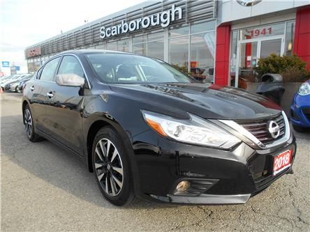 2018 Nissan Altima 2.5 SV (Stk: T19035A) in Scarborough - Image 1 of 25