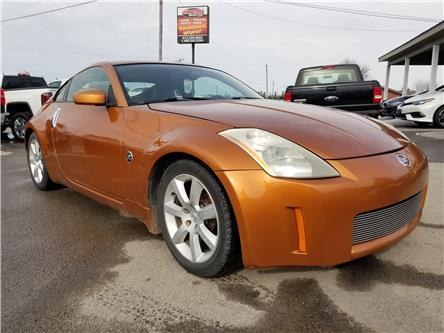 2003 Nissan 350Z Touring (Stk: ) in Kemptville - Image 1 of 14
