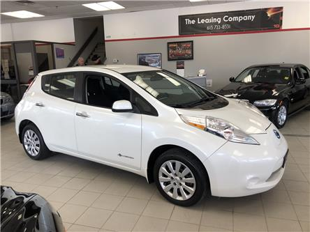 2015 Nissan LEAF S (Stk: ) in Ottawa - Image 1 of 15