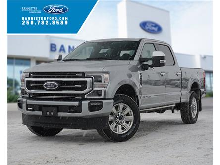 2020 Ford F-350 Platinum (Stk: T202038) in Dawson Creek - Image 1 of 16
