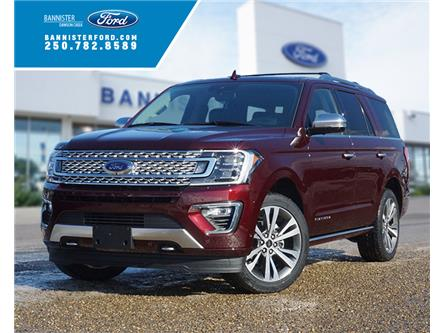 2020 Ford Expedition Platinum (Stk: S202087) in Dawson Creek - Image 1 of 17