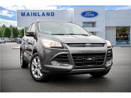 2016 Ford Escape Titanium (Stk: P3775) in Vancouver - Image 1 of 30