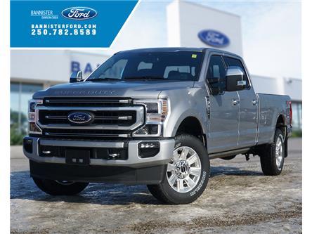 2020 Ford F-350 Platinum (Stk: T202066) in Dawson Creek - Image 1 of 16