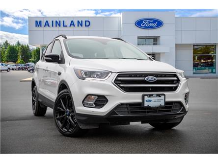 2019 Ford Escape Titanium (Stk: P9536) in Vancouver - Image 1 of 27