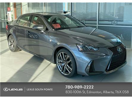 2020 Lexus IS 350 Base (Stk: LL00346) in Edmonton - Image 1 of 18