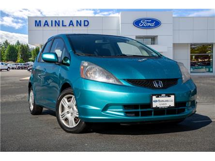 2014 Honda Fit LX (Stk: 8EC7176A) in Vancouver - Image 1 of 25