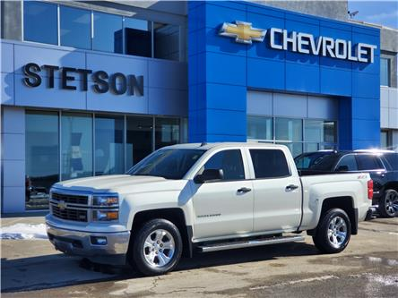 2014 Chevrolet Silverado 1500 LT Crew Cab Std Box 4WD (Stk: P2578) in Drayton Valley - Image 1 of 19