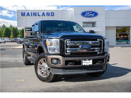 2016 Ford F-350 Lariat (Stk: 9EX5487A) in Vancouver - Image 1 of 29