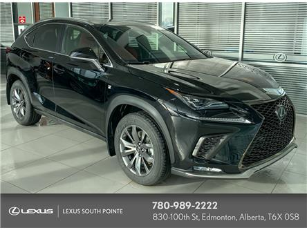 2020 Lexus NX 300 Base (Stk: LL00014) in Edmonton - Image 1 of 18