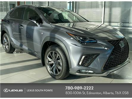 2020 Lexus NX 300 Base (Stk: LL00078) in Edmonton - Image 1 of 18