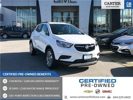 2019 Buick Encore Preferred (Stk: 9K78291) in North Vancouver - Image 1 of 27