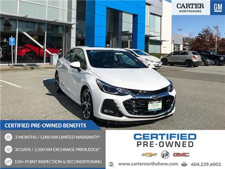 2019 Chevrolet Cruze LT (Stk: 972940) in North Vancouver - Image 1 of 27