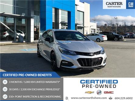 2018 Chevrolet Cruze LT Auto (Stk: 973450) in North Vancouver - Image 1 of 25
