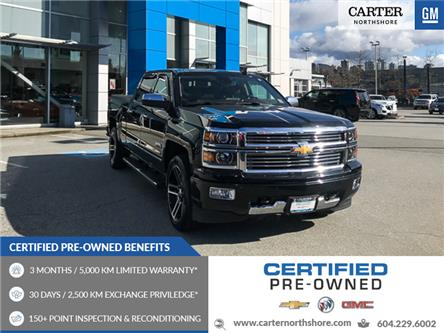 2015 Chevrolet Silverado 1500 High Country (Stk: 9L76321) in North Vancouver - Image 1 of 26