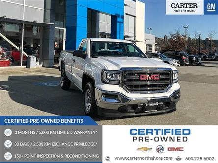 2018 GMC Sierra 1500 Base (Stk: 973190) in North Vancouver - Image 1 of 23