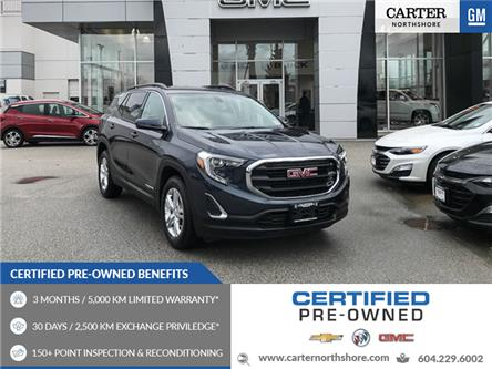 2018 GMC Terrain SLE (Stk: 973430) in North Vancouver - Image 1 of 28