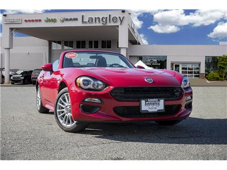 2019 Fiat 124 Spider Classica (Stk: LC0213) in Surrey - Image 1 of 18