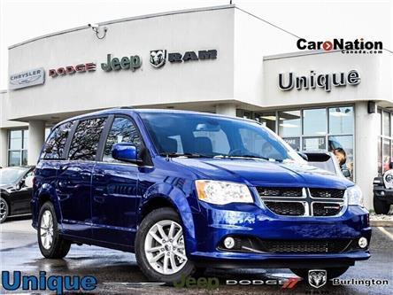 2020 Dodge Grand Caravan PREMIUM PLUS| DVD| NAV| POWER DOORS & TAILGATE (Stk: L534) in Burlington - Image 1 of 30