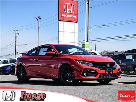 2020 Honda Civic Si Base (Stk: 10C1176) in Hamilton - Image 1 of 19