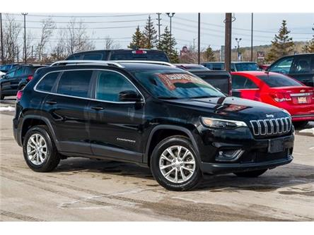 2019 Jeep Cherokee North (Stk: 27377UR) in Barrie - Image 1 of 26