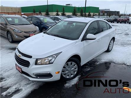 2015 Chevrolet Cruze 1LT (Stk: 192218) in Orleans - Image 1 of 24