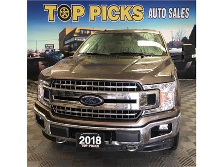 2018 Ford F-150 XLT (Stk: A39509) in NORTH BAY - Image 1 of 28