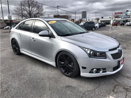 2012 Chevrolet Cruze LT Turbo (Stk: 2168B) in Windsor - Image 1 of 12