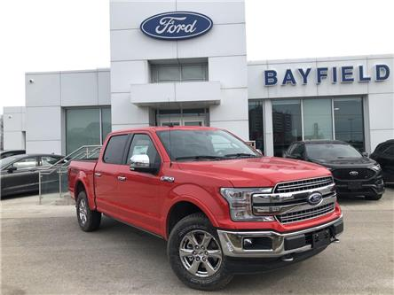 2019 Ford F-150 Lariat (Stk: FP191251) in Barrie - Image 1 of 18