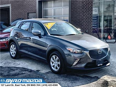 2017 Mazda CX-3 GS (Stk: 29463C) in East York - Image 1 of 29