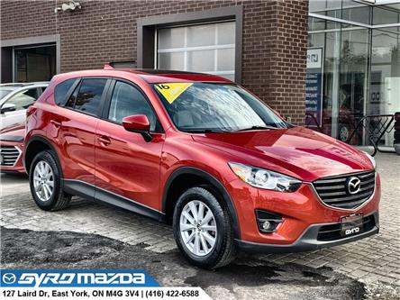 2016 Mazda CX-5 GS (Stk: 29507A) in East York - Image 1 of 29
