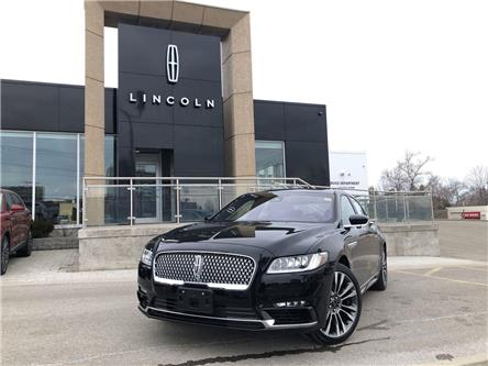 2020 Lincoln Continental Reserve (Stk: LC20361) in Barrie - Image 1 of 19