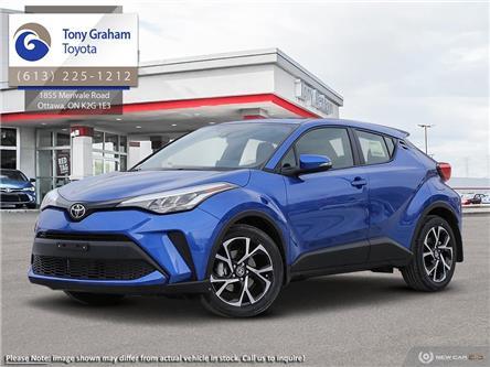 2020 Toyota C-HR XLE Premium (Stk: 59277) in Ottawa - Image 1 of 22