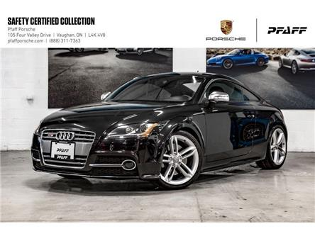 2014 Audi TTS 2.0T 6sp S tronic Cpe (Stk: U8398A) in Vaughan - Image 1 of 22