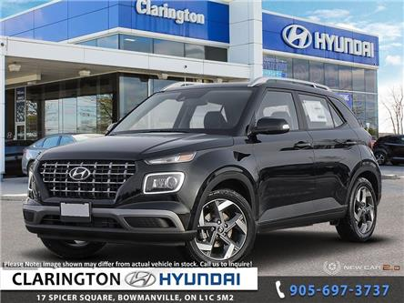 2020 Hyundai Venue Ultimate w/Black Interior (IVT) (Stk: 20167) in Clarington - Image 1 of 23