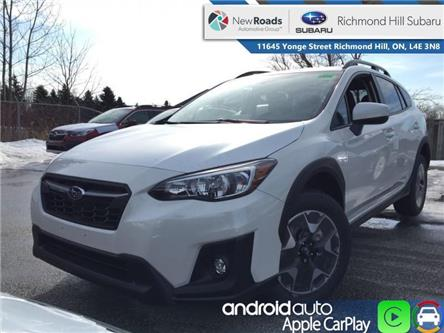 2020 Subaru Crosstrek Touring w/Eyesight (Stk: 34419) in RICHMOND HILL - Image 1 of 22