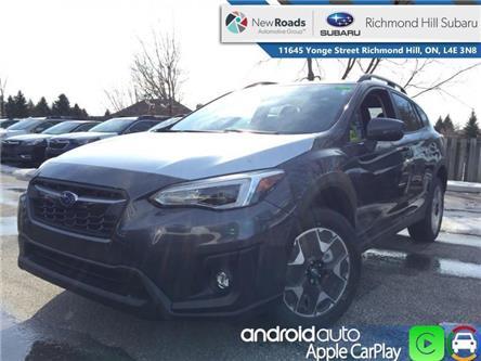 2020 Subaru Crosstrek Sport w/Eyesight (Stk: 34433) in RICHMOND HILL - Image 1 of 22