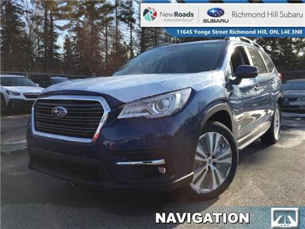 2020 Subaru Ascent Limited w/Captains Chairs (Stk: 34429) in RICHMOND HILL - Image 1 of 22