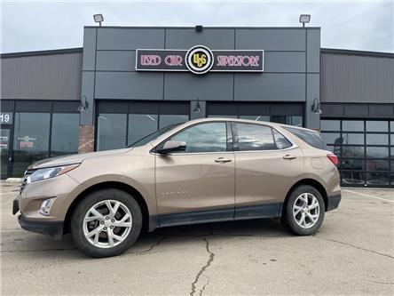 2018 Chevrolet Equinox LT (Stk: 3831) in Thunder Bay - Image 1 of 12