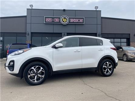 2020 Kia Sportage  (Stk: UC3896A) in Thunder Bay - Image 1 of 13