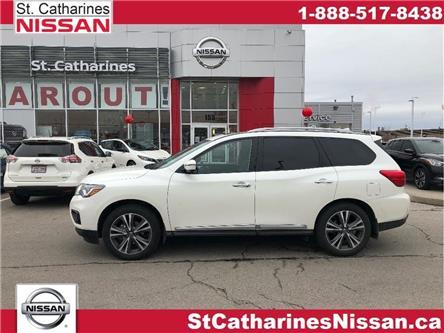 2020 Nissan Pathfinder Platinum (Stk: P2572) in St. Catharines - Image 1 of 26
