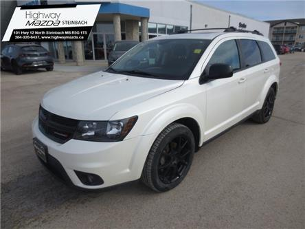 2014 Dodge Journey SXT / Limited (Stk: A0286) in Steinbach - Image 1 of 38