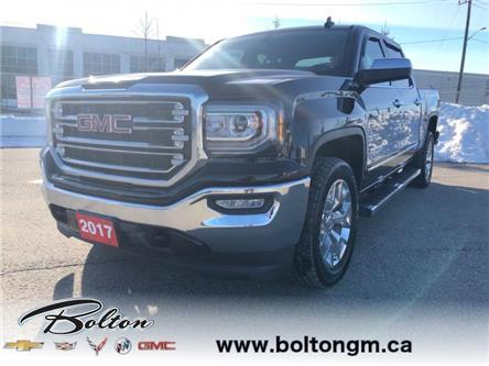 2017 GMC Sierra 1500 SLT (Stk: 1304P) in Bolton - Image 1 of 10