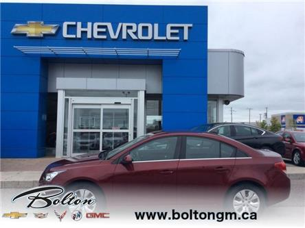 2015 Chevrolet Cruze 1LT (Stk: 1338P) in Bolton - Image 1 of 12