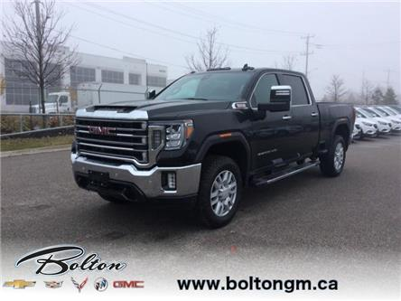 2020 GMC Sierra 2500HD SLT (Stk: 108899) in Bolton - Image 1 of 14