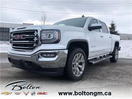 2018 GMC Sierra 1500 SLT (Stk: 511273N) in Bolton - Image 1 of 12
